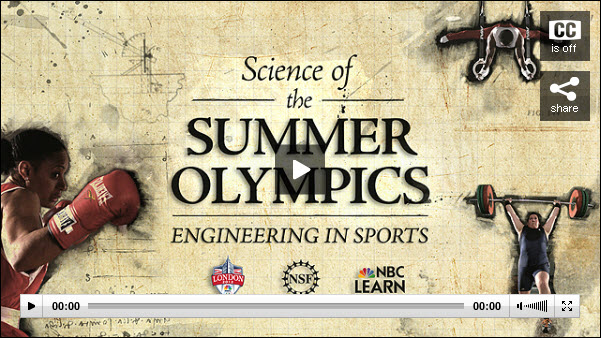 Science of Summer Olympics