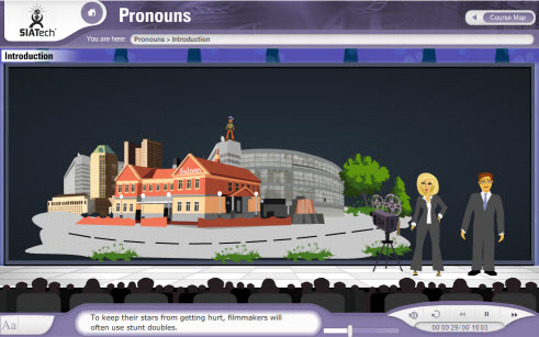 SIAtech Pronouns screenshot