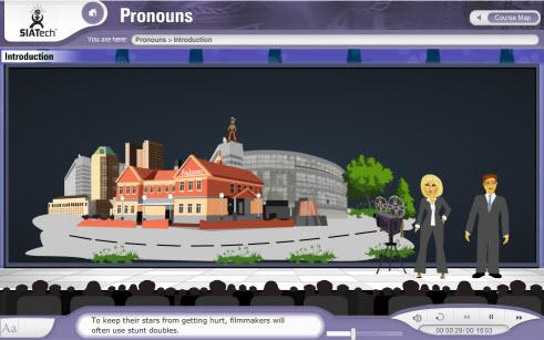 SIAtech Pronouns screenshot