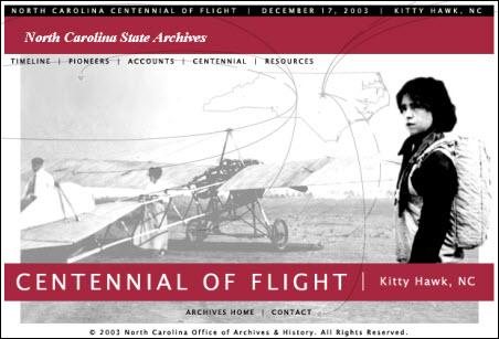Pioneers in Aviation Screen Shot