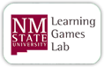 NMSU Learning Games Lab Logo